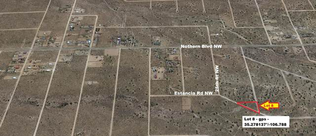 Estancia Road NW, Rio Rancho, NM 87124 (MLS #993710) :: Campbell & Campbell Real Estate Services