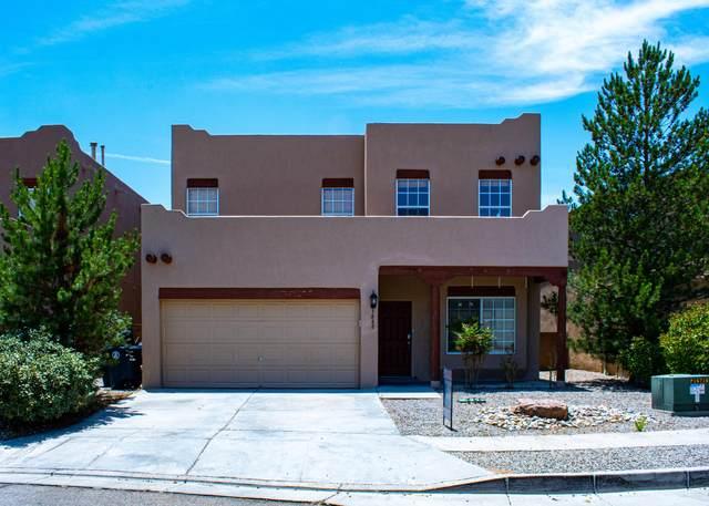 3848 Ophelia Avenue NW, Albuquerque, NM 87120 (MLS #993729) :: The Buchman Group