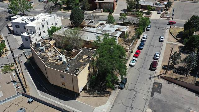 1801 Mesa Vista Road NE, Albuquerque, NM 87106 (MLS #993736) :: Campbell & Campbell Real Estate Services