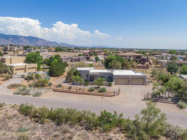 9700 Modesto Avenue NE, Albuquerque, NM 87122 (MLS #993772) :: Keller Williams Realty