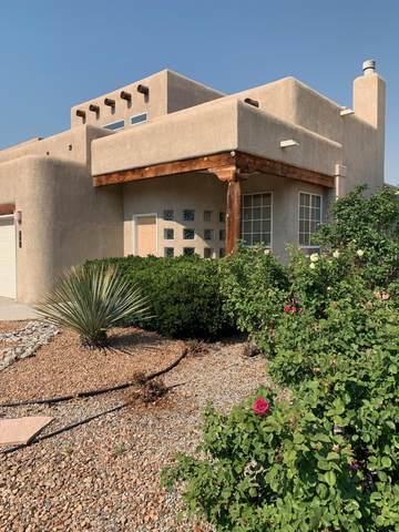 7701 Storrie Place NE, Albuquerque, NM 87109 (MLS #993907) :: The Buchman Group