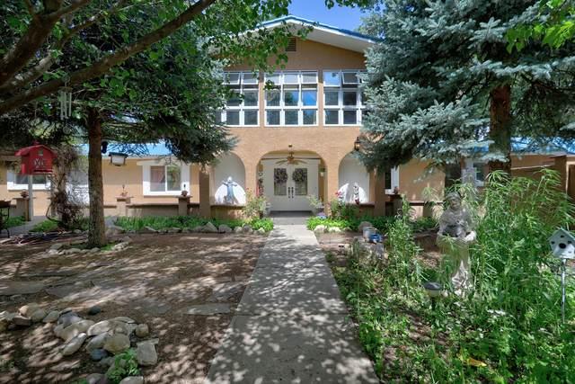9707 Rio Grande Boulevard NW, Albuquerque, NM 87114 (MLS #994003) :: Campbell & Campbell Real Estate Services