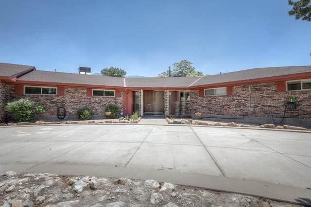 12912 Blackstone Road NE, Albuquerque, NM 87111 (MLS #994094) :: Campbell & Campbell Real Estate Services
