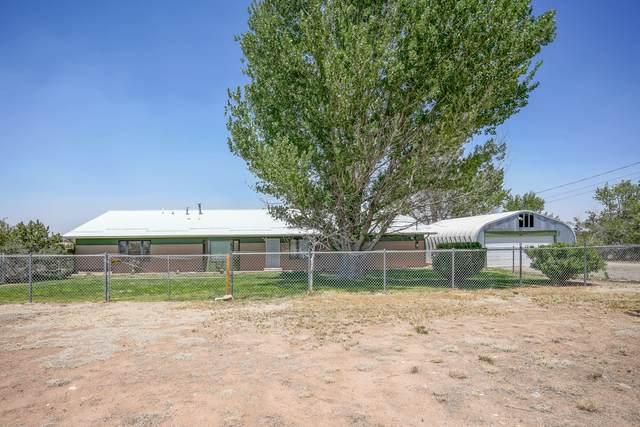 108 S County Line Road, Edgewood, NM 87015 (MLS #994195) :: Sandi Pressley Team
