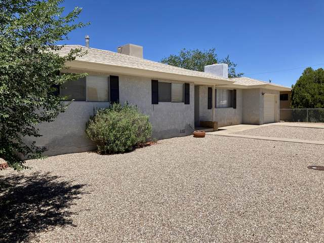 603 S 11TH Street, Belen, NM 87002 (MLS #994231) :: Campbell & Campbell Real Estate Services
