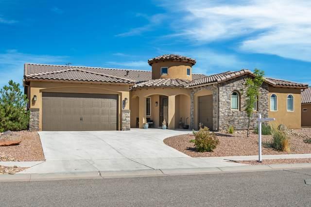 5700 Pikes Peak Loop NE, Rio Rancho, NM 87144 (MLS #994277) :: The Buchman Group