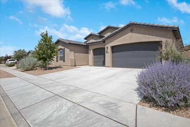 2621 La Luz Circle NE, Rio Rancho, NM 87144 (MLS #994457) :: Keller Williams Realty
