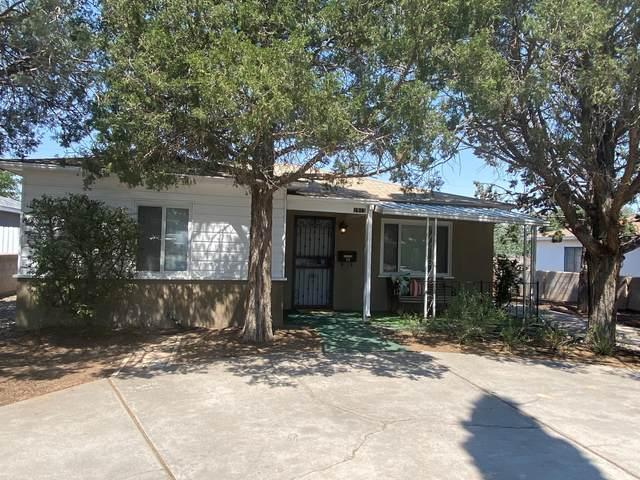 1913 Palomas Drive NE, Albuquerque, NM 87110 (MLS #994559) :: Berkshire Hathaway HomeServices Santa Fe Real Estate
