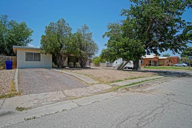 717 Liles Street, Socorro, NM 87801 (MLS #994660) :: Keller Williams Realty