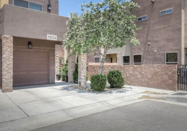 3822 Tulane Drive NE, Albuquerque, NM 87107 (MLS #994684) :: Keller Williams Realty