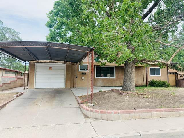 3204 La Veta Drive NE, Albuquerque, NM 87110 (MLS #994700) :: Keller Williams Realty