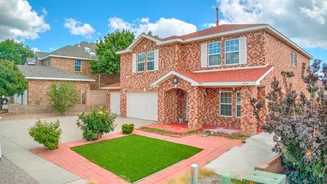 10004 Petra Court NE, Albuquerque, NM 87122 (MLS #995344) :: Campbell & Campbell Real Estate Services