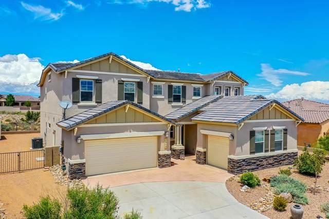 2513 Desert View Road NE, Rio Rancho, NM 87144 (MLS #995408) :: Sandi Pressley Team