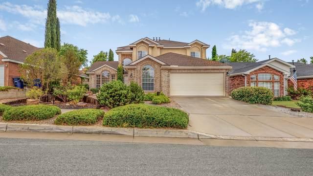 8504 Ashton Place NE, Albuquerque, NM 87122 (MLS #995411) :: Campbell & Campbell Real Estate Services
