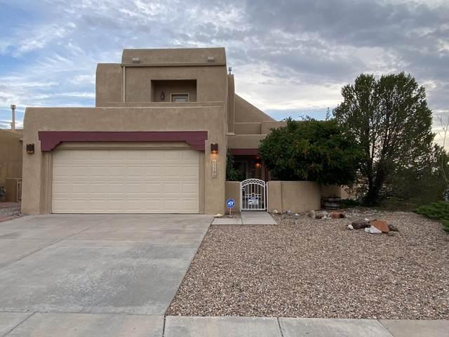 13300 Rachel Road SE, Albuquerque, NM 87123 (MLS #995412) :: Sandi Pressley Team