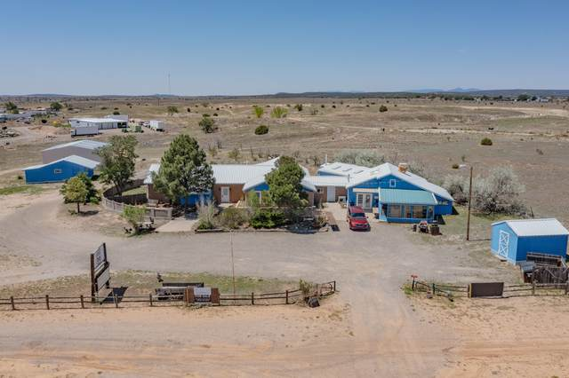 3614 Us Rt 66 Loop, Moriarty, NM 87035 (MLS #995715) :: Campbell & Campbell Real Estate Services