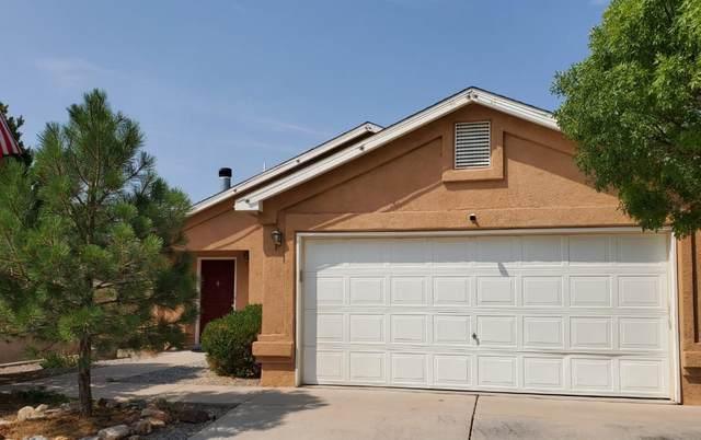 10719 Pinon Park Court NW, Albuquerque, NM 87114 (MLS #995721) :: Keller Williams Realty