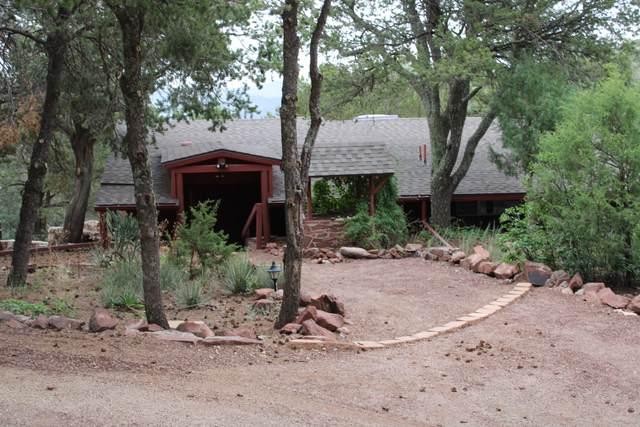 45 Casa Loma Road, Cedar Crest, NM 87008 (MLS #996514) :: Keller Williams Realty