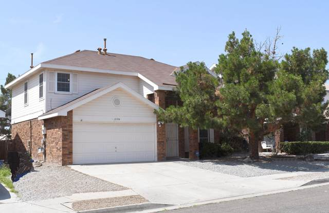 8304 Wedgewood Avenue NW, Albuquerque, NM 87120 (MLS #996814) :: Berkshire Hathaway HomeServices Santa Fe Real Estate