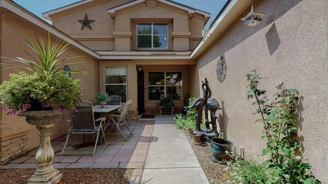 6561 Freemont Hills Loop NE, Rio Rancho, NM 87144 (MLS #996857) :: Sandi Pressley Team
