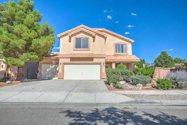 8700 Desert Dawn Drive NE, Albuquerque, NM 87113 (MLS #996909) :: Campbell & Campbell Real Estate Services