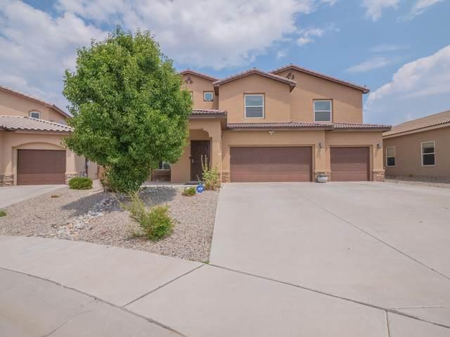 2104 Beulah Drive SE, Albuquerque, NM 87123 (MLS #997303) :: Keller Williams Realty