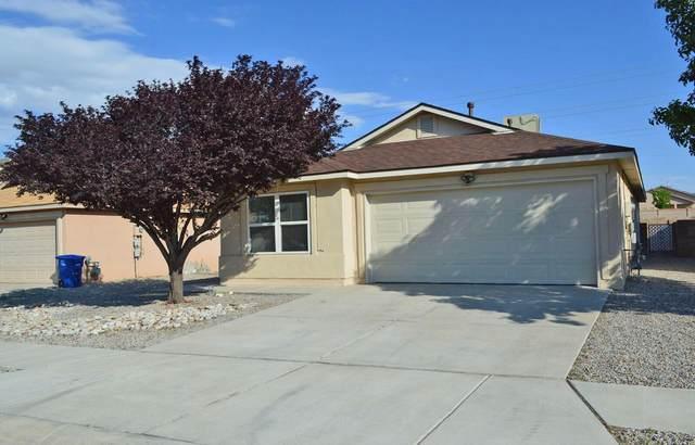 1631 Casa Florida Place NW, Albuquerque, NM 87120 (MLS #997362) :: Sandi Pressley Team