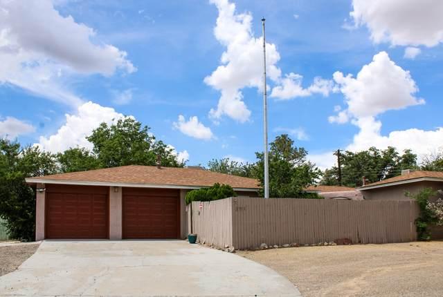 3711 35TH Circle SE, Rio Rancho, NM 87124 (MLS #997516) :: Berkshire Hathaway HomeServices Santa Fe Real Estate