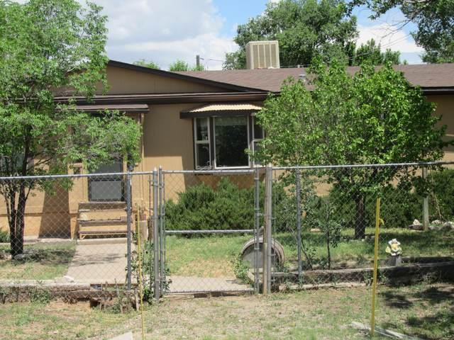 1415 Third Street Street, Moriarty, NM 87035 (MLS #997567) :: Berkshire Hathaway HomeServices Santa Fe Real Estate