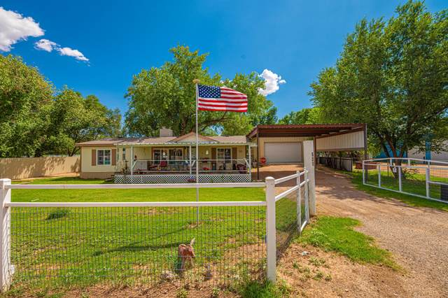 521 E River Road, Belen, NM 87002 (MLS #997706) :: Campbell & Campbell Real Estate Services