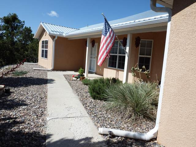 8 Richland Drive, Tijeras, NM 87059 (MLS #997868) :: Campbell & Campbell Real Estate Services