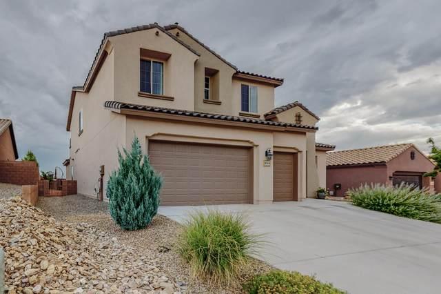 836 Mesa Roja Trail NE, Rio Rancho, NM 87124 (MLS #997913) :: Campbell & Campbell Real Estate Services