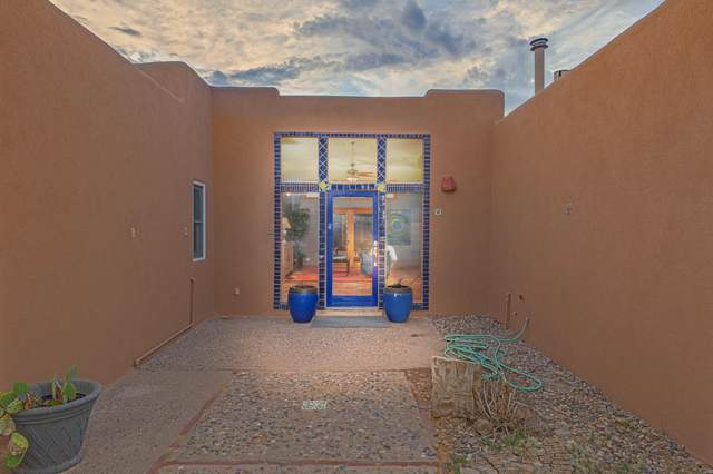 14 Yucca Place, Placitas, NM 87043 (MLS #997916) :: Campbell & Campbell Real Estate Services