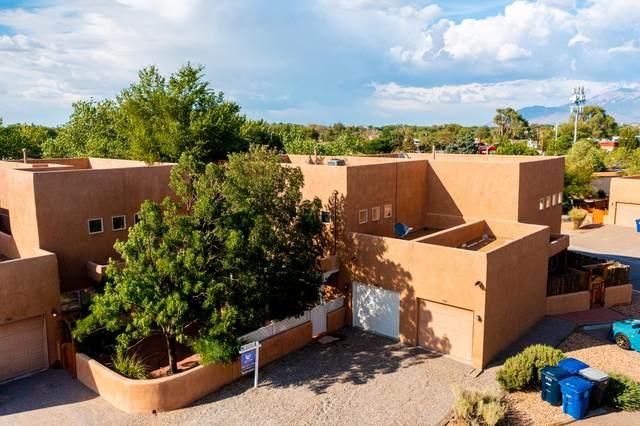 1705 Corte De Ristra NW, Albuquerque, NM 87104 (MLS #997924) :: Campbell & Campbell Real Estate Services