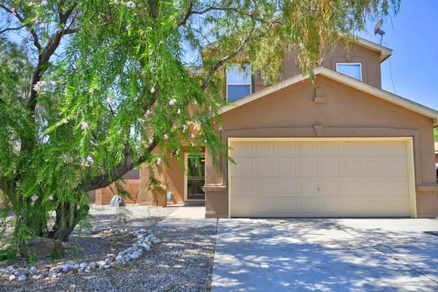 505 Parkland View Street NW, Albuquerque, NM 87120 (MLS #998054) :: Keller Williams Realty