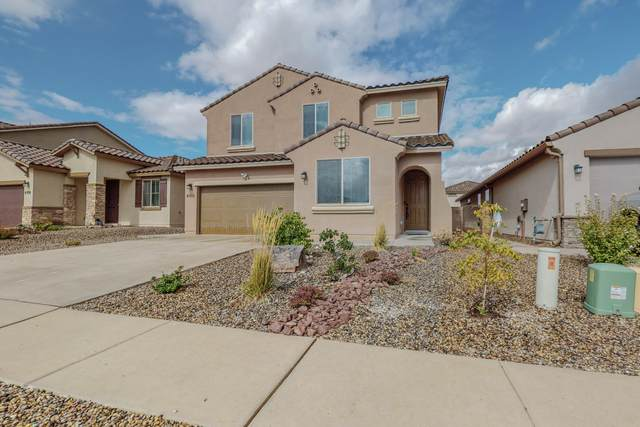 8705 Jet Stream Road NW, Albuquerque, NM 87120 (MLS #998073) :: Campbell & Campbell Real Estate Services