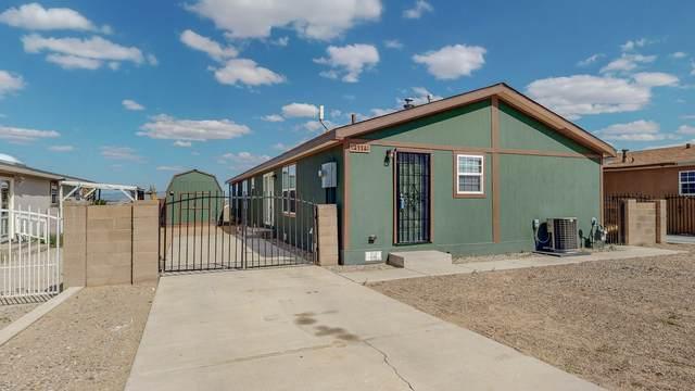 4114 Abees Street SW, Albuquerque, NM 87121 (MLS #998671) :: The Buchman Group