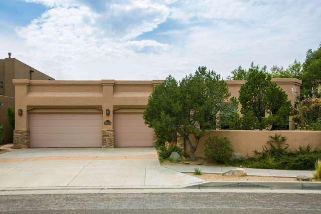 5809 Valerian Place NE, Albuquerque, NM 87111 (MLS #998935) :: Campbell & Campbell Real Estate Services
