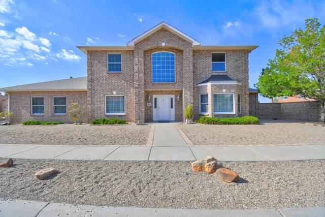 10008 Noor Avenue NE, Albuquerque, NM 87122 (MLS #999500) :: Campbell & Campbell Real Estate Services