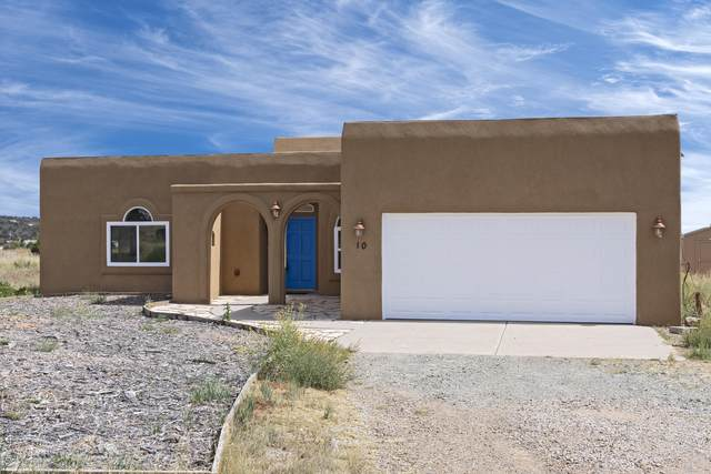 10 Pearl Guest Court, Edgewood, NM 87015 (MLS #1001596) :: Campbell & Campbell Real Estate Services