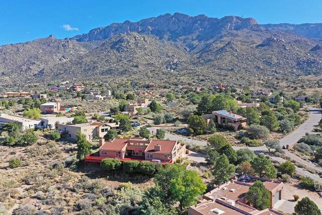 73 E Pinon Hill Place NE, Albuquerque, NM 87122 (MLS #1001878) :: Campbell & Campbell Real Estate Services