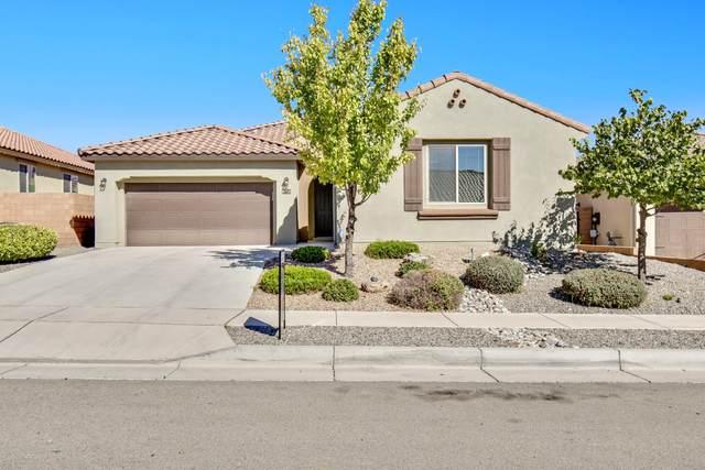 8715 Placitas Roca Road NW, Albuquerque, NM 87120 (MLS #1002149) :: Campbell & Campbell Real Estate Services