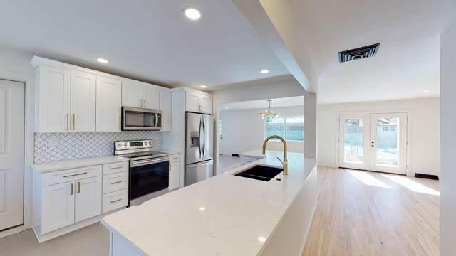 7416 Bellrose Avenue NE, Albuquerque, NM 87110 (MLS #1002895) :: Campbell & Campbell Real Estate Services