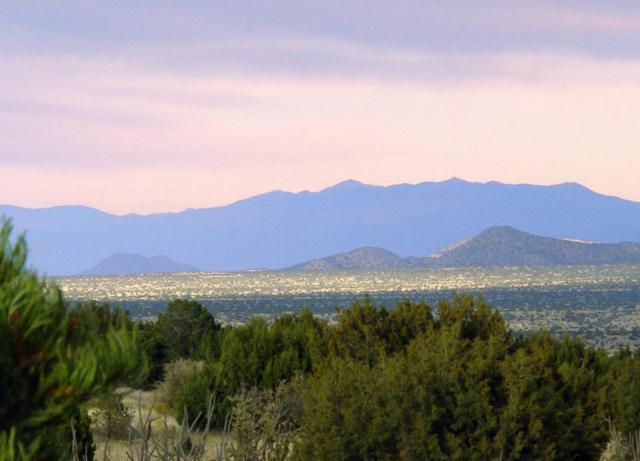 1 Luna Azul, Sandia Park, NM 87047 (MLS #719487) :: Keller Williams Realty