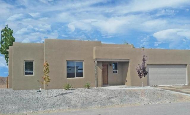 506 Avenida Los Suenos, Bernalillo, NM 87004 (MLS #882094) :: The Bigelow Team / Red Fox Realty