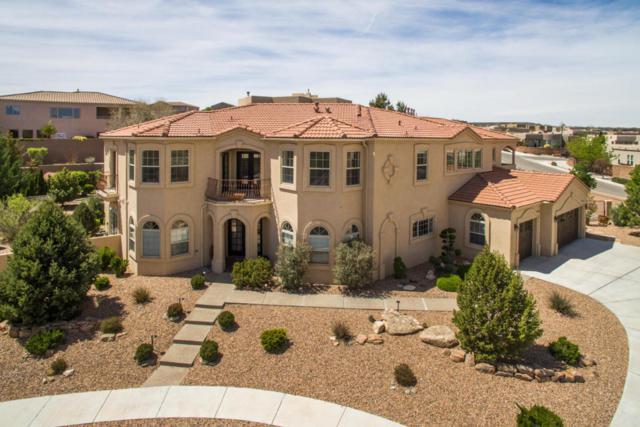4515 Atherton Way NW, Albuquerque, NM 87120 (MLS #889152) :: Your Casa Team