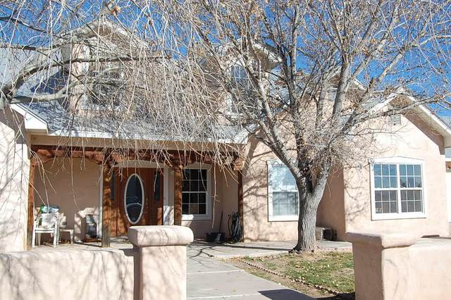 10 Kd Lane, Belen, NM 87002 (MLS #889284) :: Campbell & Campbell Real Estate Services