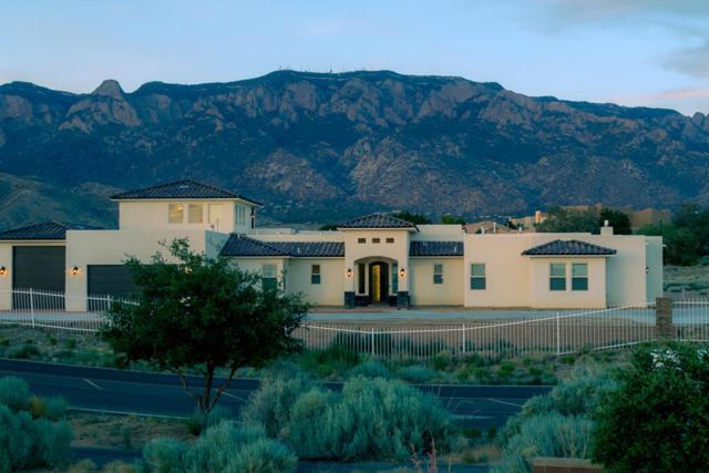 9103 Night Sky Lane NE, Albuquerque, NM 87122 (MLS #893856) :: Your Casa Team