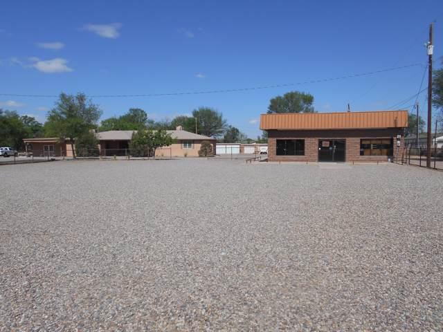 19512 Highway 314, Belen, NM 87002 (MLS #905151) :: The Bigelow Team / Red Fox Realty
