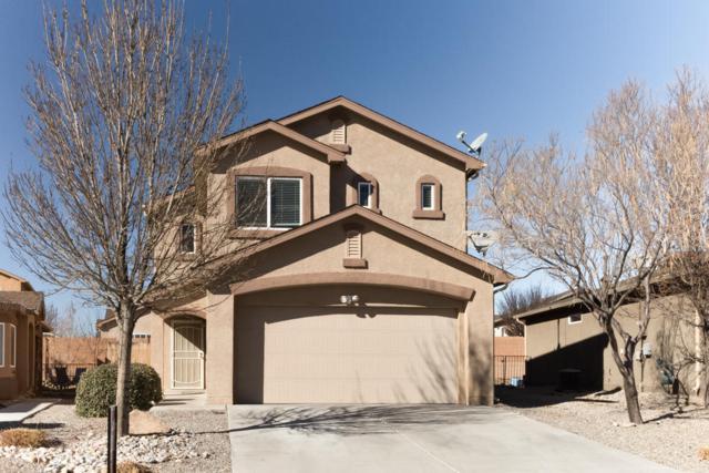3717 Ocotillo Drive NE, Rio Rancho, NM 87144 (MLS #907398) :: Will Beecher at Keller Williams Realty